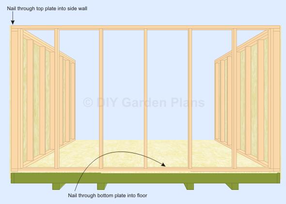 Mitre 10 garden shed plans ksheda for Gambrel shed plans with loft
