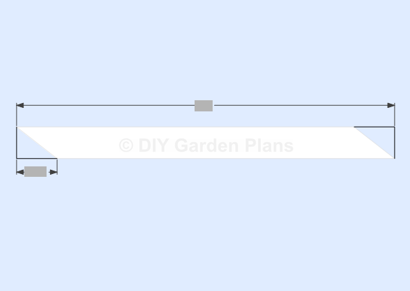 Gambrel-Barn Shed Plans Door Trim