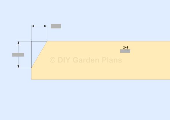 Gambrel-Barn Shed Plans Loft 2 by 4