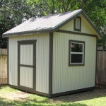 User Photos and Comments for our Gable Shed Plans