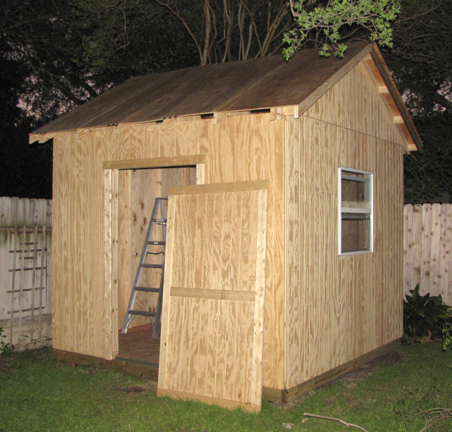 How to Build a Gable Shed