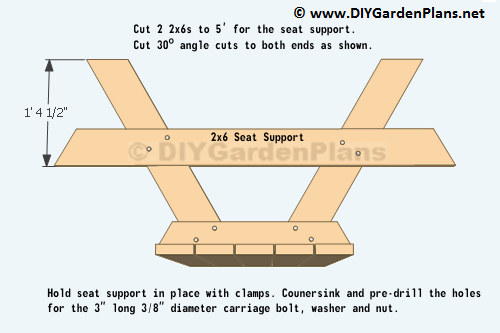 9-picnic-table-plans-seat-support