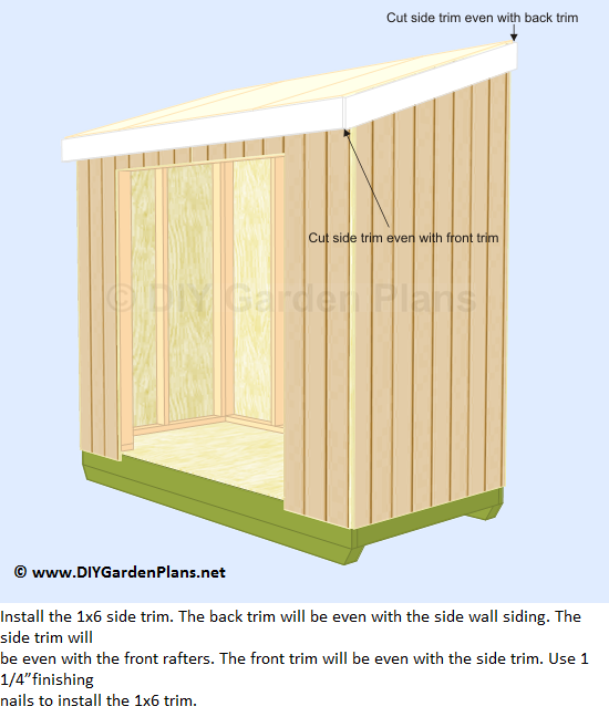32-lean-to-shed-plans-top-trim-installed