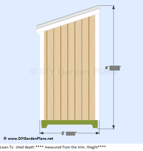 4-lean-to-shed-plans-side-view