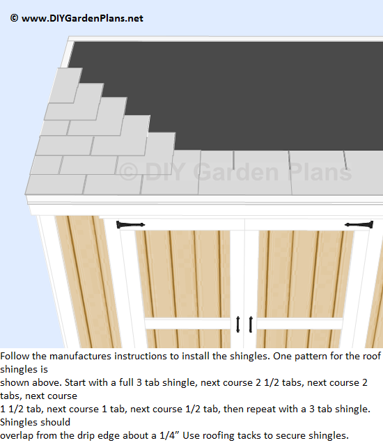 43-lean-to-shed-plans-roof-shingle-pattern