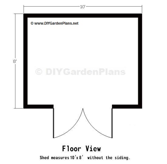 10x8-saltbox-shed-plans-floor-view