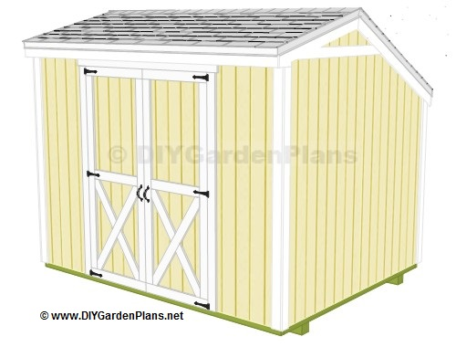 Free 10 x12 shed plans garden arbor ~ Section sheds