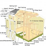 Saltbox Shed Plans – DIY Guide