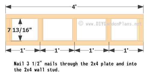 13-chicken-coop-plans-nest-box-wall-frame