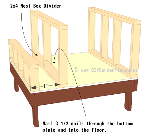 16-chicken-coop-plans-left-wall-framing-up