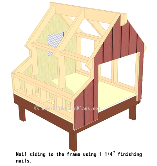 31-chicken-coop-plans-front-back-siding-installed