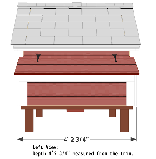 7-chicken-coop-plans-left-view