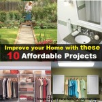 10 home improvement projects